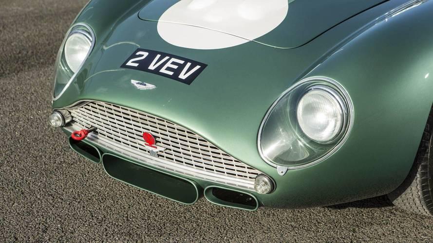Aston Martin DB4GT Zagato - Bonhams
