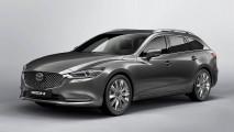 Mazda 6 Kombi mit Facelift auf dem Genfer Salon
