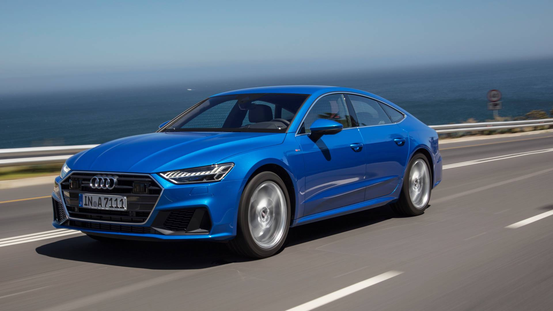 2019 Audi A7 Is Cheaper Than Outgoing Model Starts At 68000