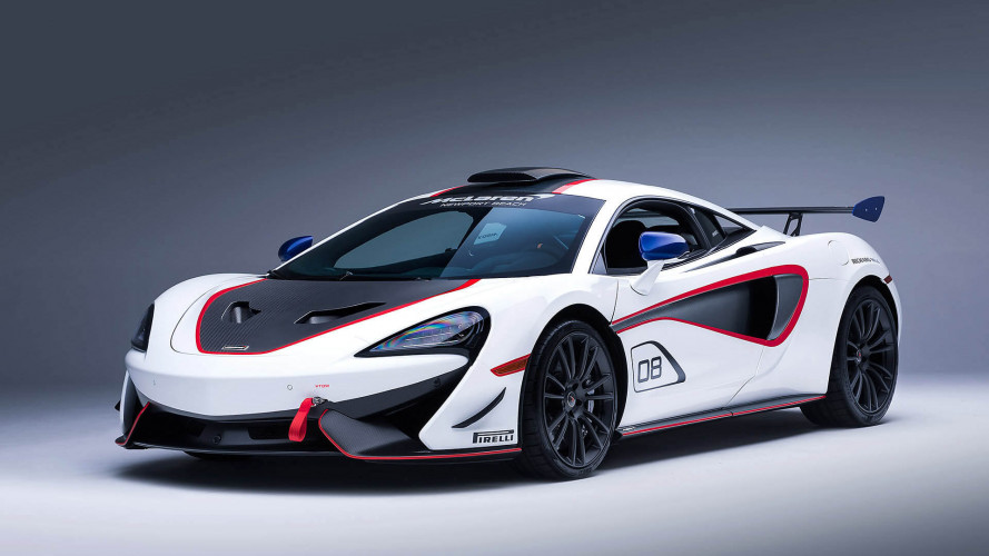McLaren MSO X auf 570S-Basis