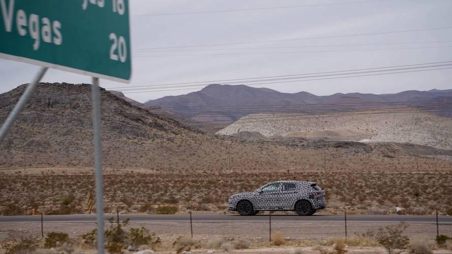 Ford Escape Spy Photo
