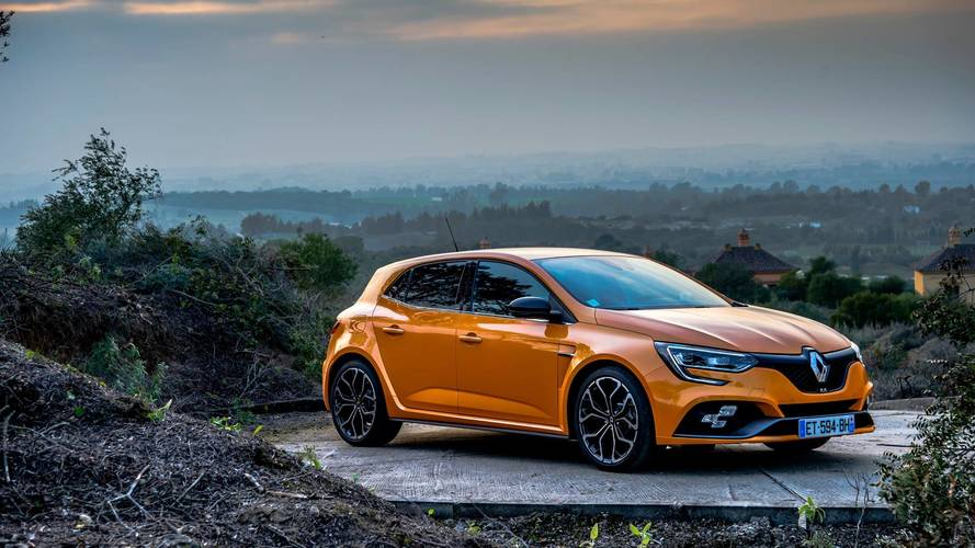2018 Renault Megane RS: First Drive