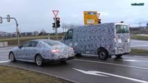 Mercedes-AMG CLS 53 ve yeni Sprinter birlikte yakalandı