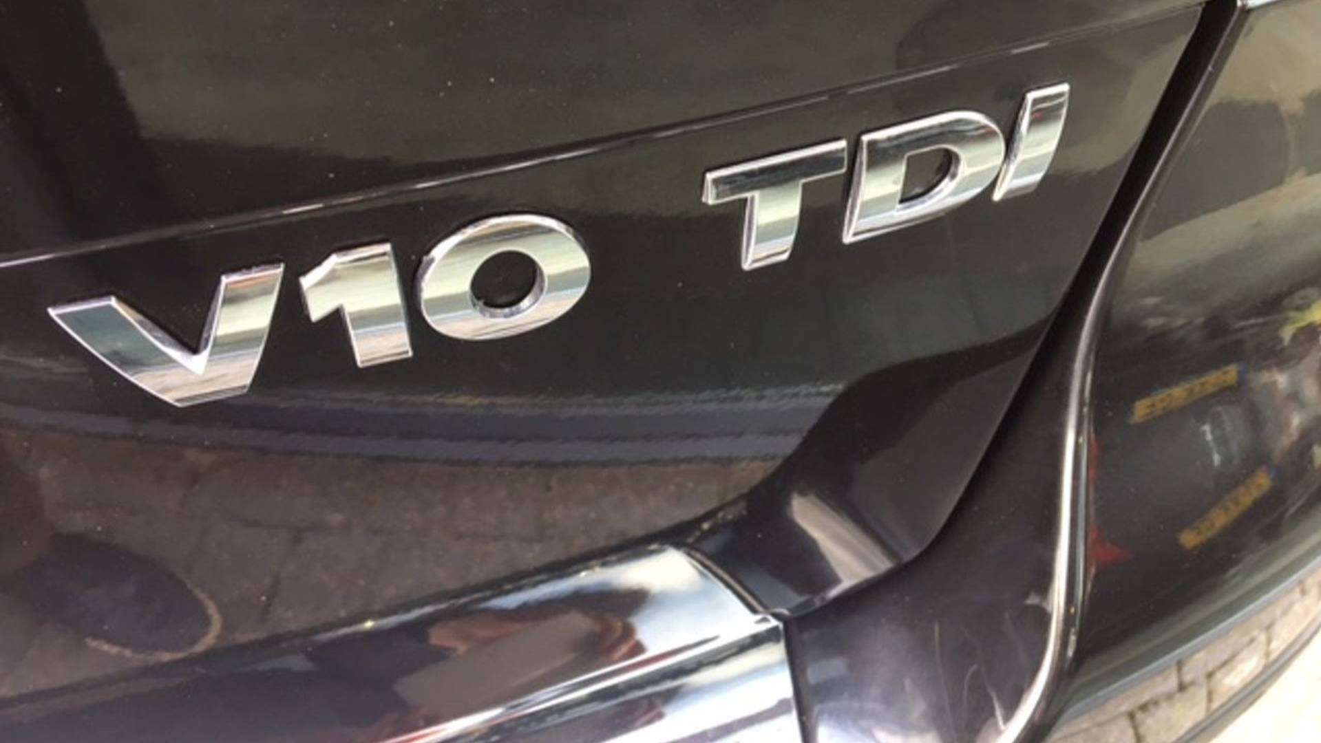 456 000 Miles Later Rare Vw Touareg V10 Tdi Is Still Trucking