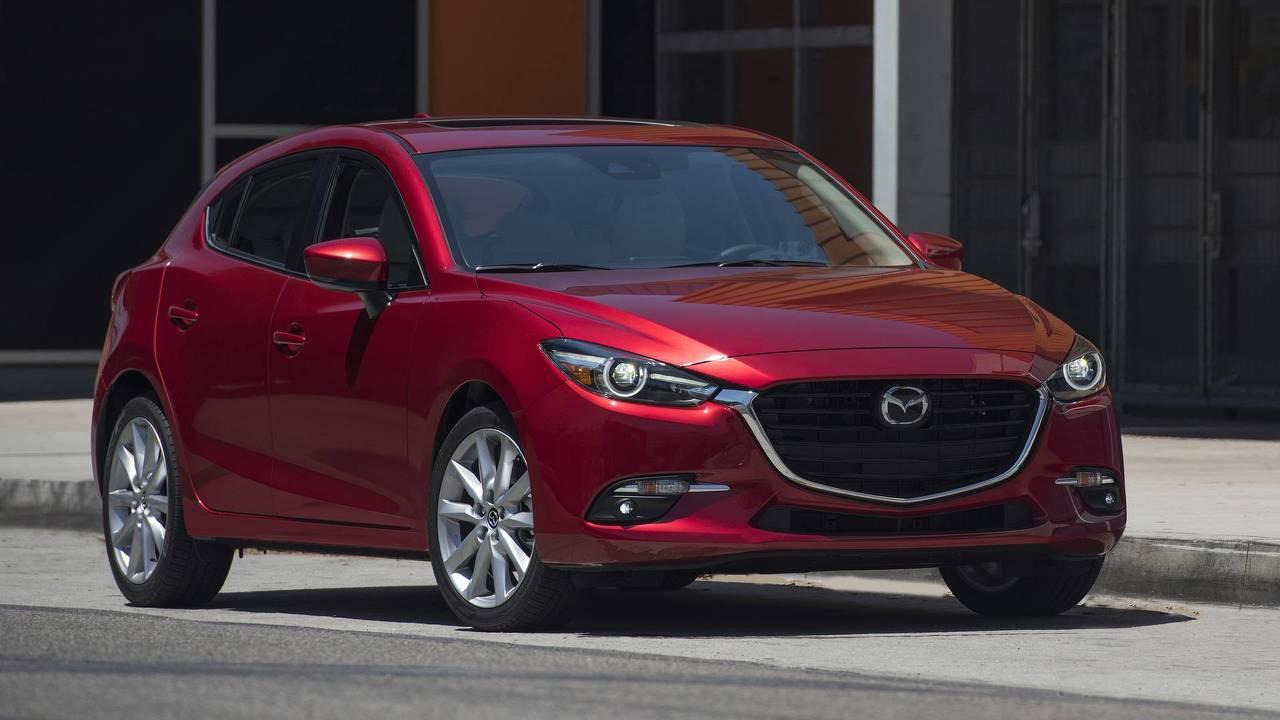 10. Mazda3