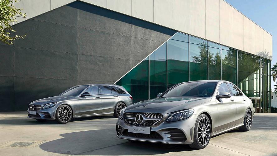 Mercedes C-Klasse Facelift (2018): Motoren und Preise