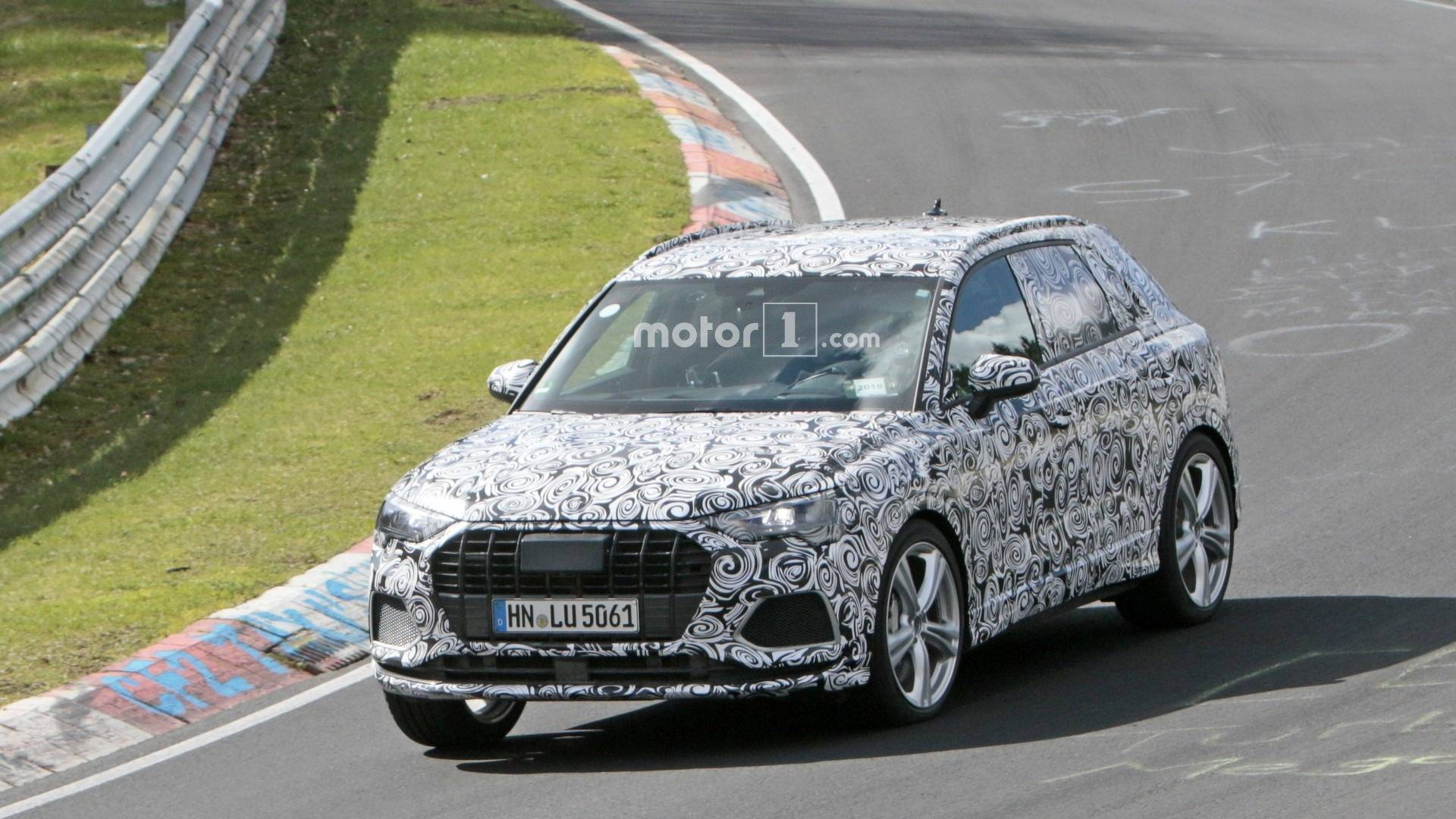2020 Audi Sq3 Spied For The First Time Update