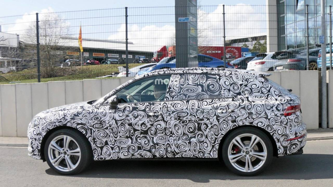 2020 Audi SQ3 Performance Crossover >> 2020 Audi Sq3 Spied For The First Time Update