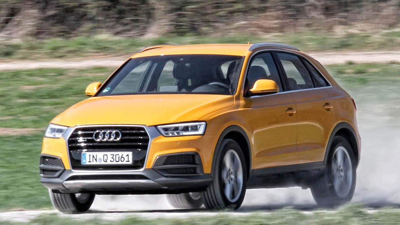 Platz 9: Audi Q3