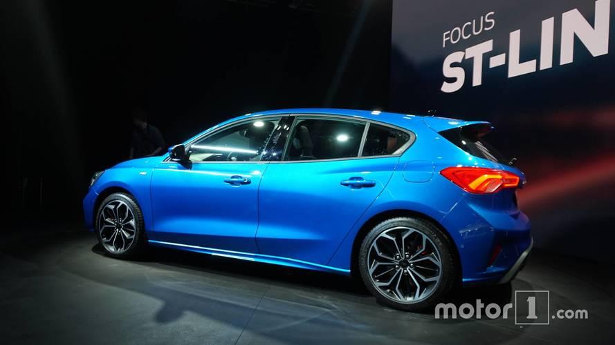 Ford Focus IV