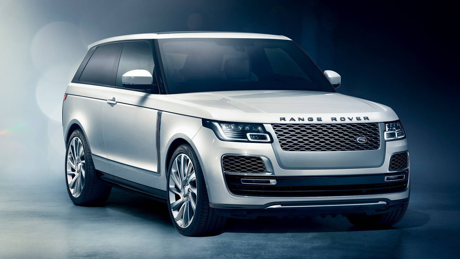 "[""2019 Land Rover Range Rover SV Coupe""]"