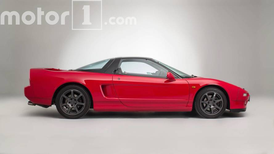 legends 1990 acura honda nsx. Black Bedroom Furniture Sets. Home Design Ideas
