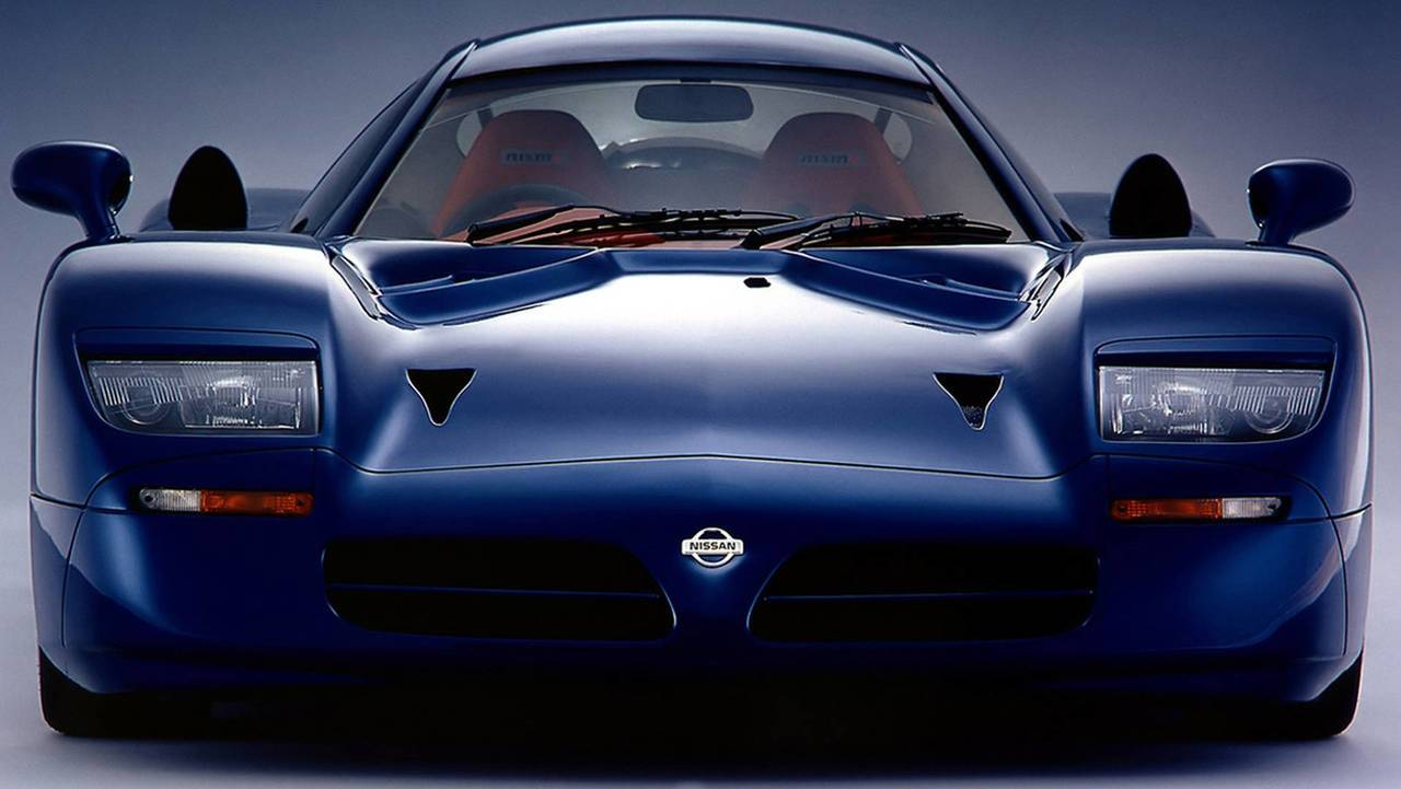 Nissan R390 Road Car