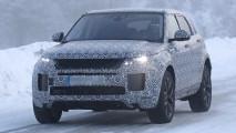 Erwischt: Range Rover Evoque