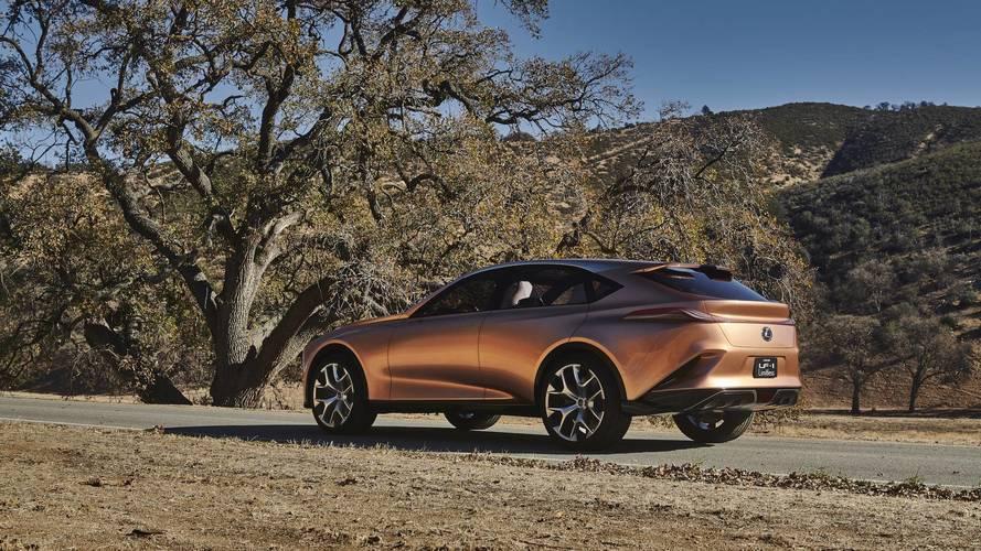 Lexus - Un SUV sportif dans les cartons ?