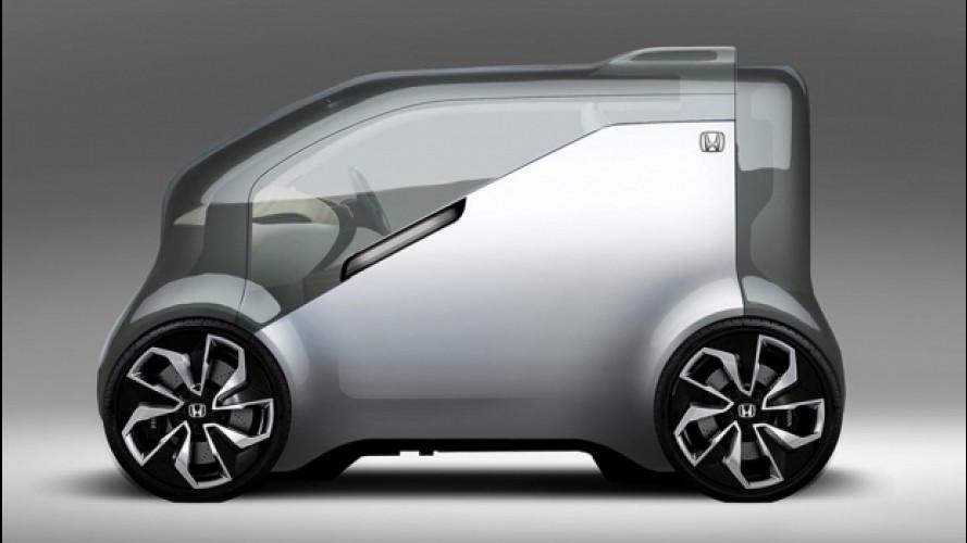 [Copertina] - Honda NeuV, l'auto che percepisce le nostre emozioni