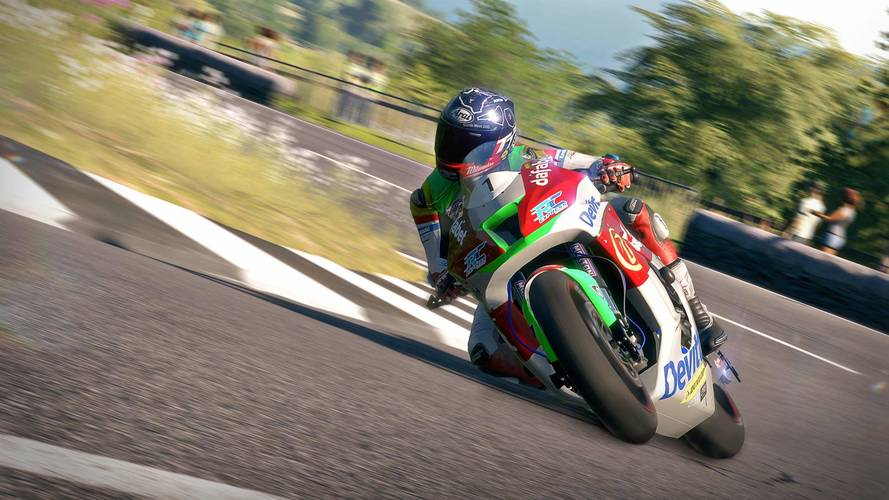 Isle Of Man TT computer game arriving in March