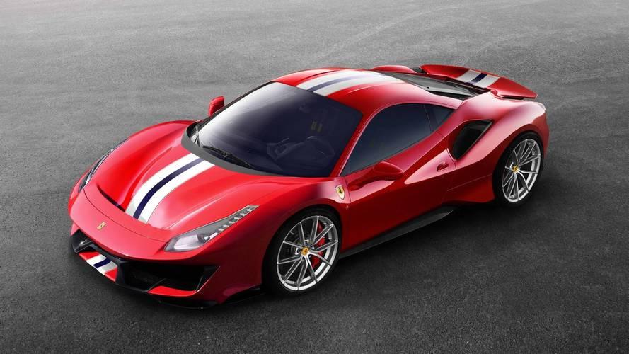 Ferrari 488 Pista - Le cheval de bataille