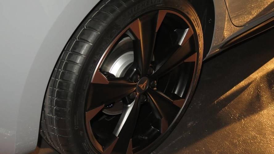 Cupra Ibiza concept preview