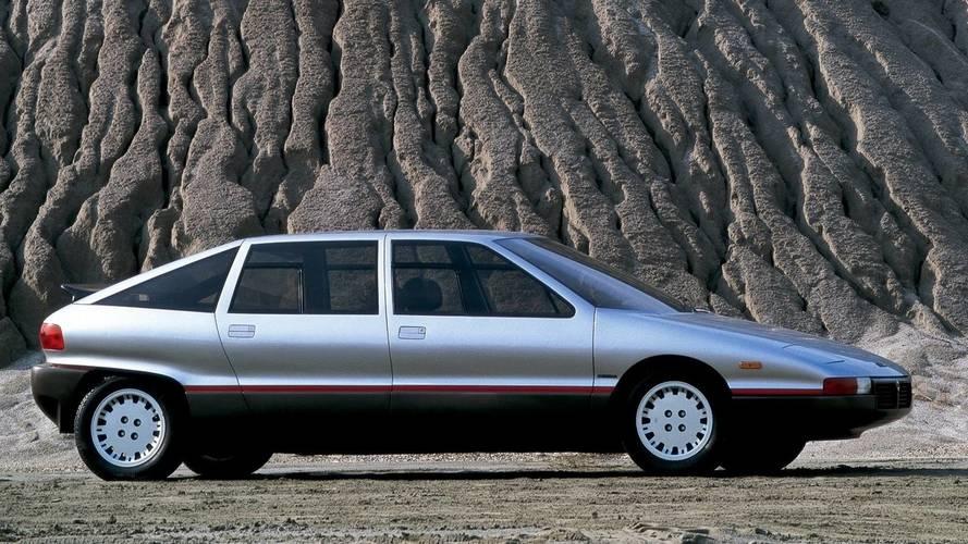 1980 Lancia Medusa: забытые концепт-кары