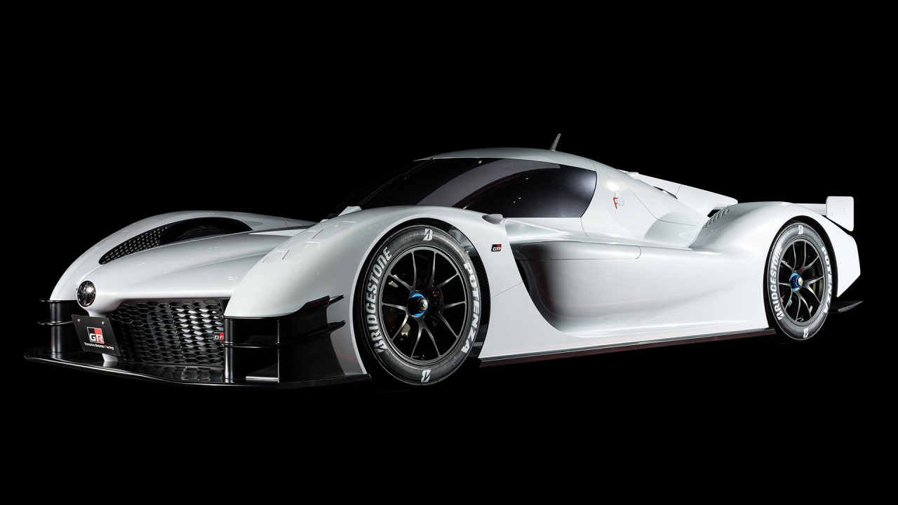 [Copertina] - Toyota GR Super Sport Concept, ibrida e cattivissima