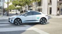 Waymo Jaguar I-Pace a guida autonoma