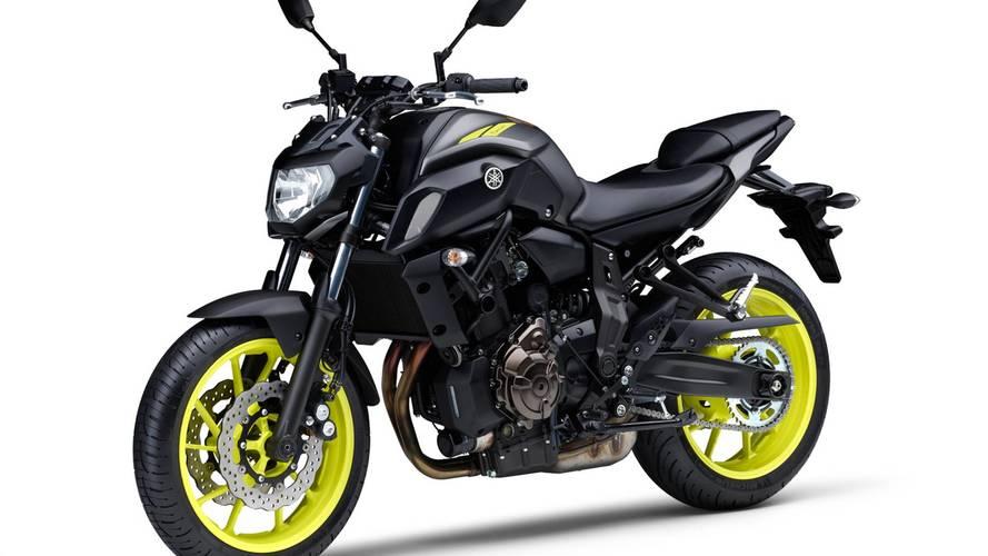 Yamaha revela MT-07 reestilizada e melhorada