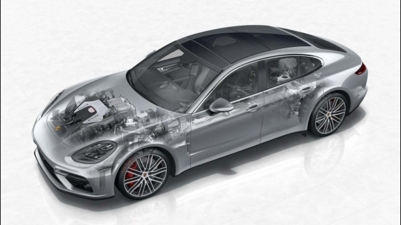 [Copertina] - Porsche Panamera, tutta la tecnologia che c'è