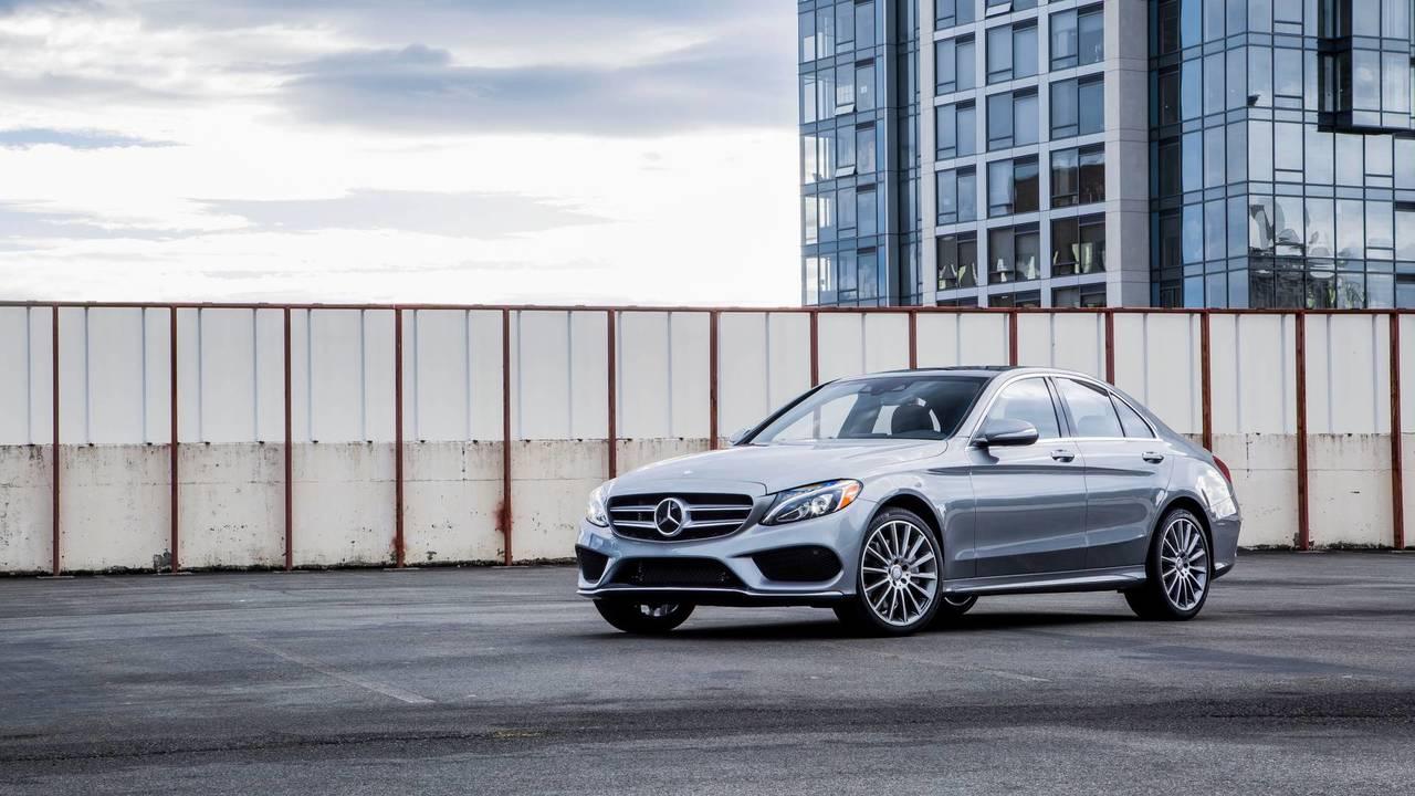 2. Sedans: Mercedes-Benz C300
