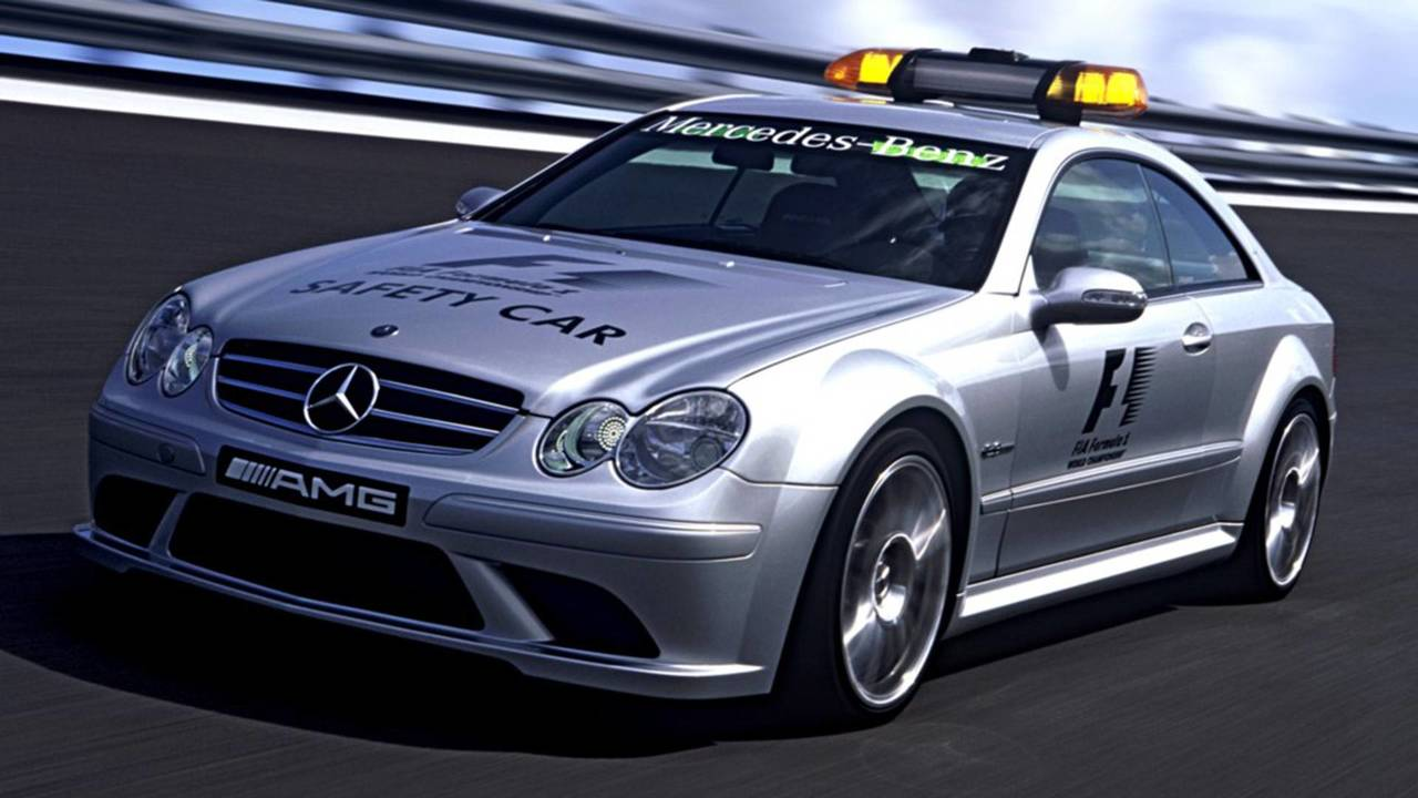 Mercedes CLK 63 AMG (2006/07)