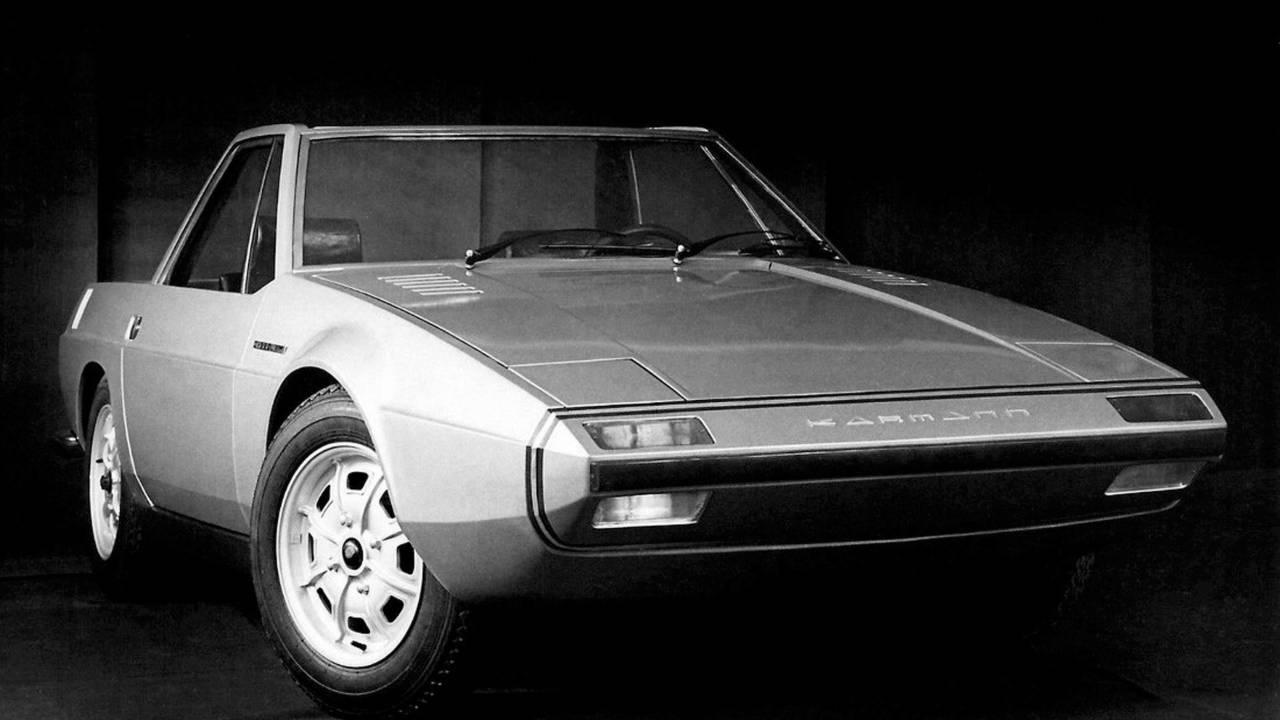 Volkswagen Karmann Cheetah Concept 1971