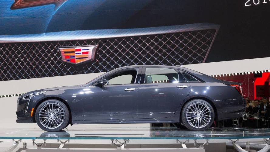 Cadillac Kills CTS-V, CT6 V-Sport Will Become Full Fledged V Model