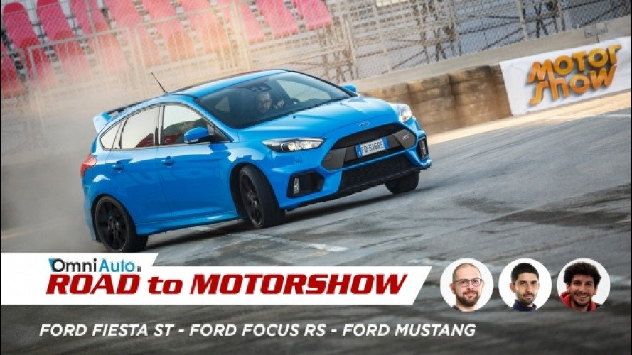 Ford Performance: il bello del traverso sempre e comunque [VIDEO]