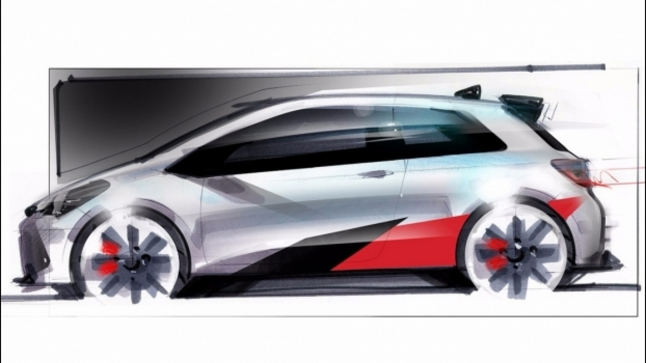 [Copertina] - Toyota, in cantiere una Yaris