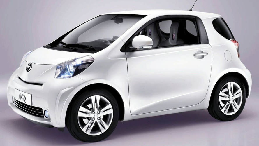 New Toyota iQ & Urban Cruiser World Debut at Geneva