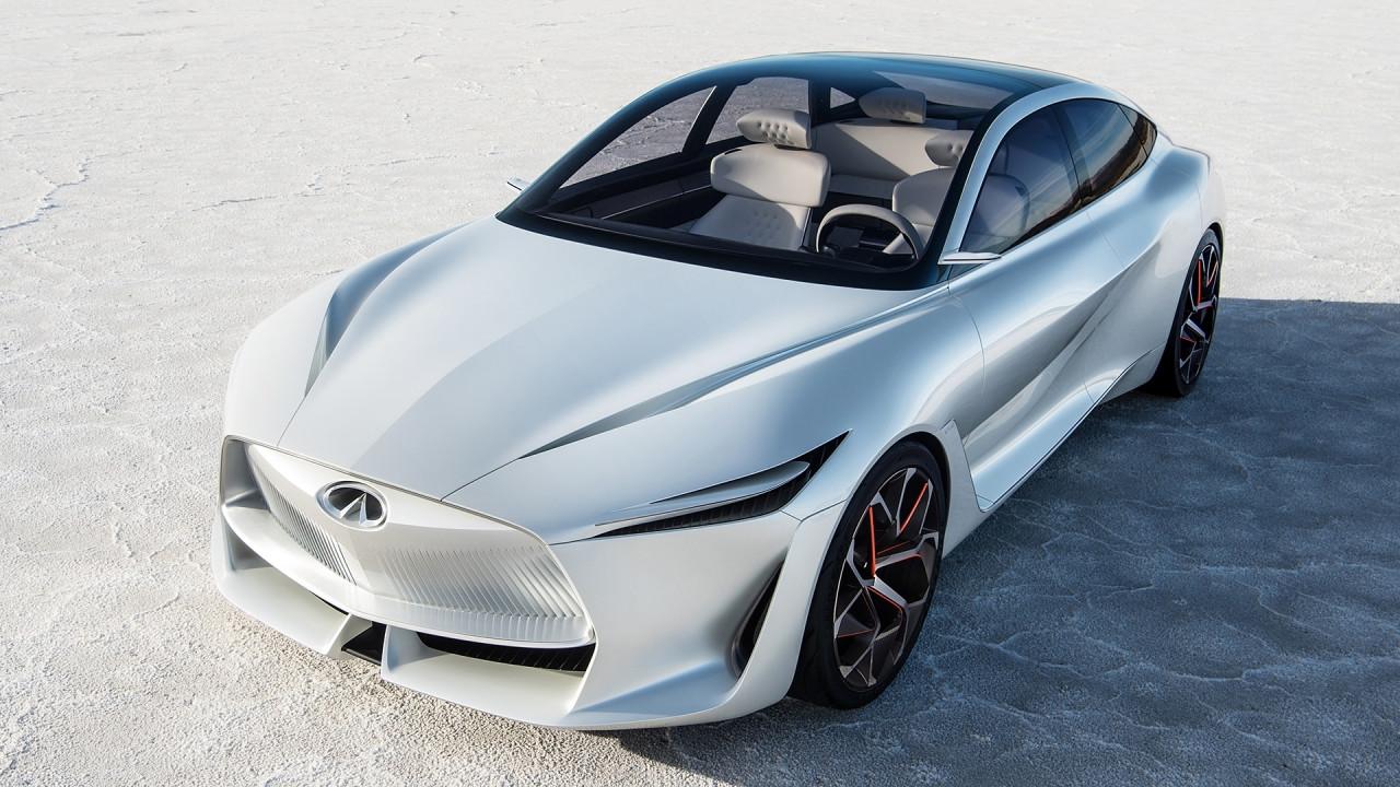 [Copertina] - Infiniti, nel 2021 il primo modello elettrico