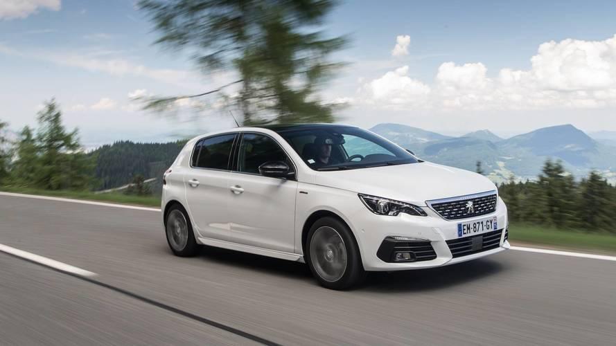 Peugeot 308 terá versões híbrida e elétrica na próxima geração