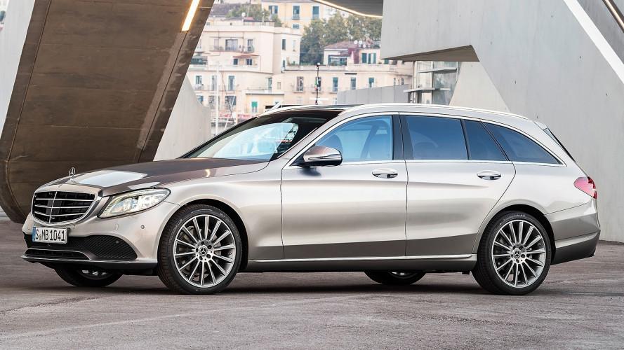 """Mercedes Classe C restyling, ora è una """"piccola"""" Classe S"""
