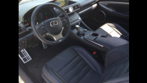 Lexus RC Hybrid, test di consumo reale Roma-Forlì 032