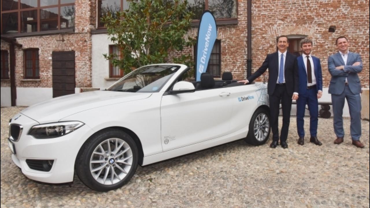 [Copertina] -  DriveNow, il car sharing di BMW arriva in Italia