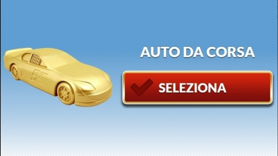 Monopoli cambia pedine e chiama all'appello le auto
