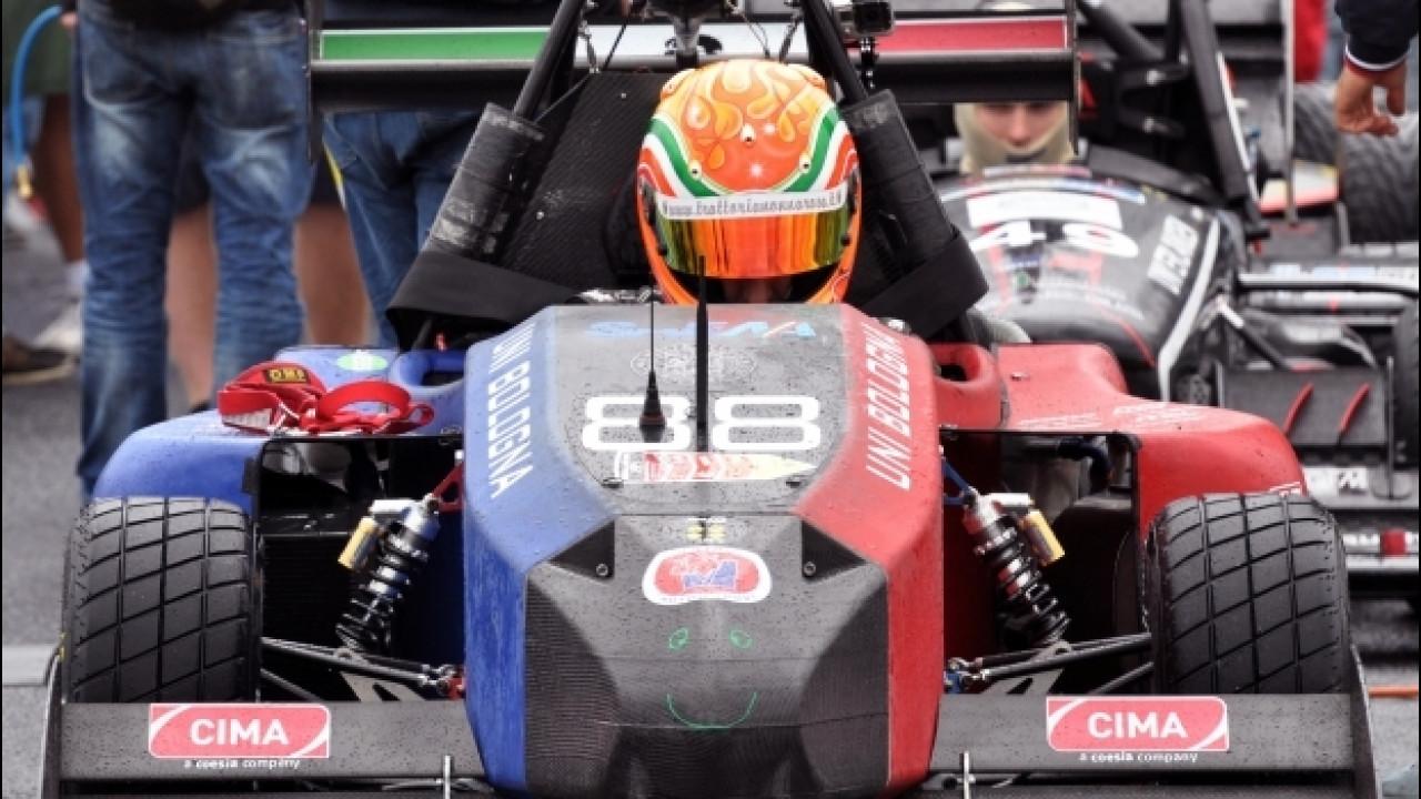 [Copertina] - Formula SAE, il team UniBo Motorsport in gara anche nel 2017