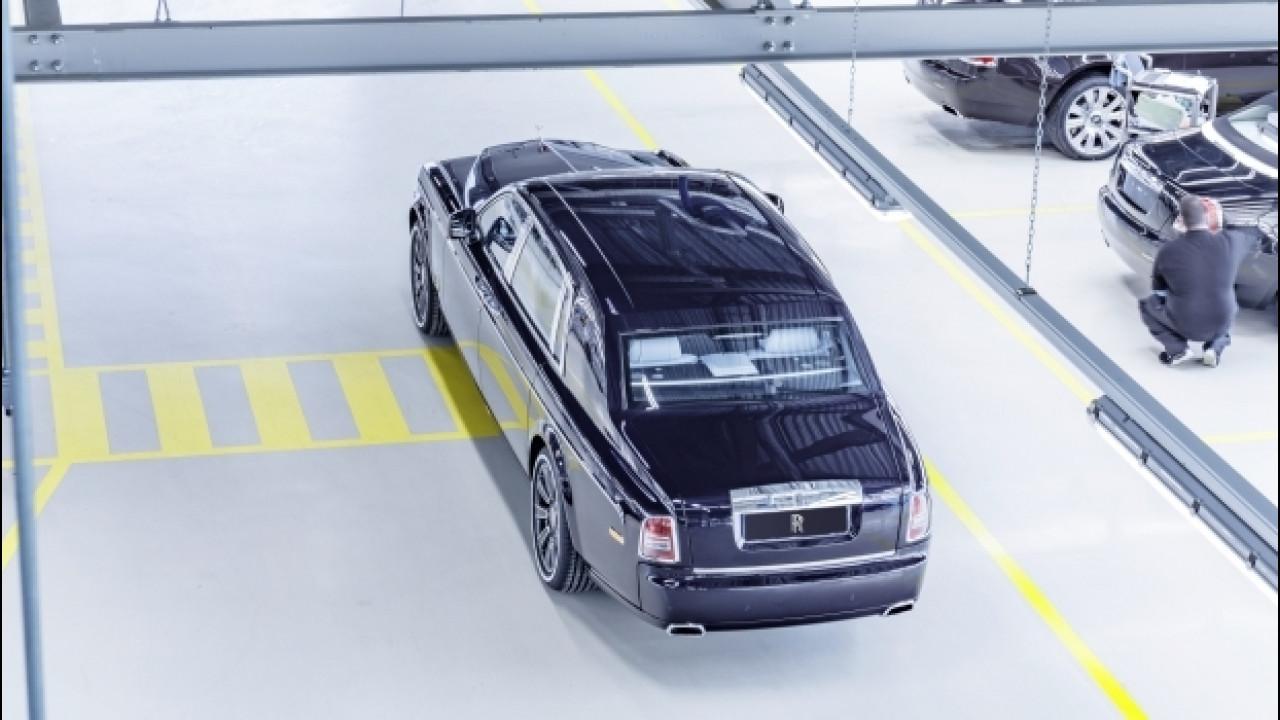 [Copertina] - Rolls-Royce Phantom, l'ultima è davvero speciale