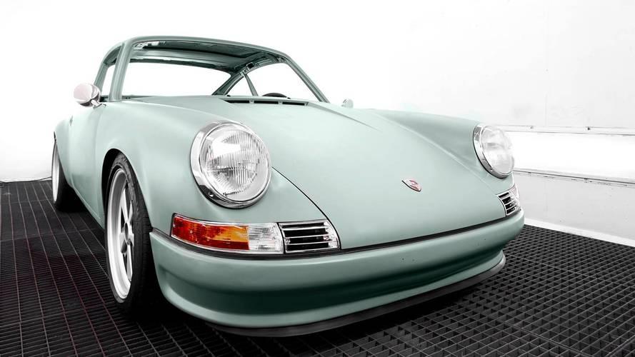 Une Porsche911 électrique? Des néerlandais l'ont fait!