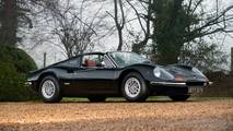 Nick Mason's Ferrari Dino 246 GT