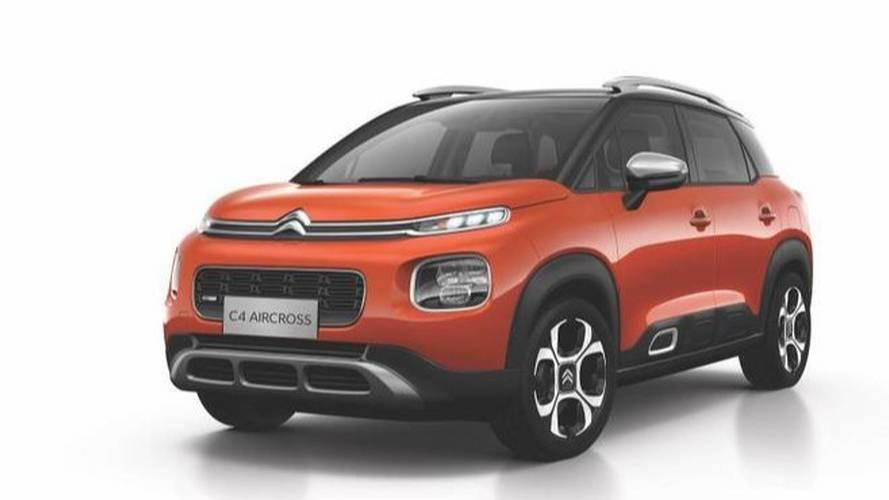 Un nouveau Citroën C4 Aircross pour la Chine