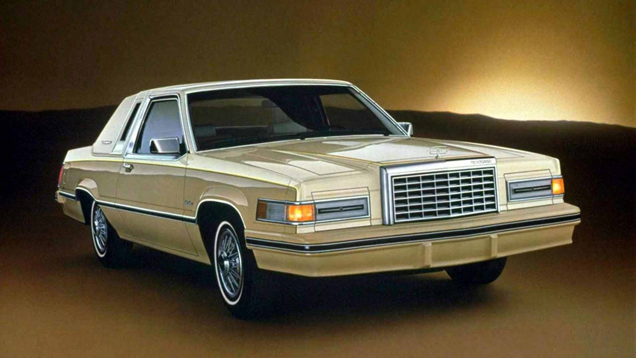 1982 Ford Thunderbird