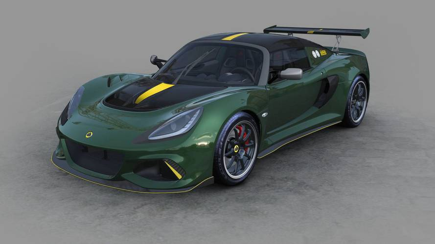 Lotus Lets Loose Another Limited Edition Exige, The Cup 430 Type 25