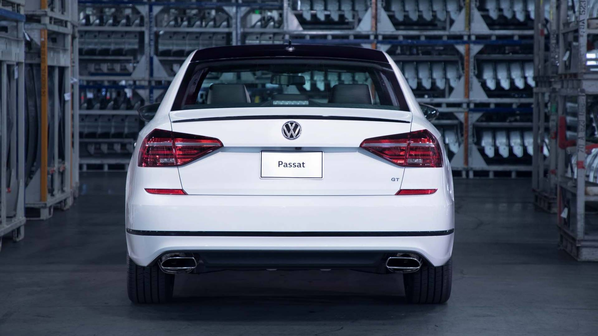 Passat Alltrack Usa >> Vw Promises A New Passat Is Coming To U S In 2019