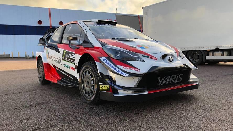 2018 WRC Almanya: Tanak bir kere daha birinci